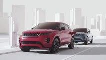 Plug-In Hybrid Technology - New Range Rover Evoque
