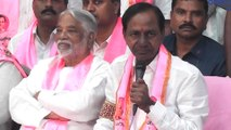 KCR Press Meet : KCR About Kaleswaram Project And TRS Manifesto | Oneindia Telugu