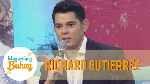 Magandang Buhay: Richard reveals that he takes public vehicles going to going back then