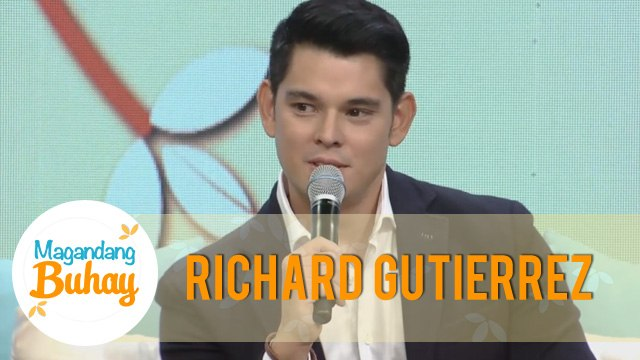 Magandang Buhay: Anabelle reveals something about Richard