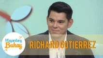 Magandang Buhay: Richard receives touching message from Momshie Anabelle