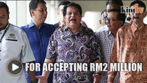 Tengku Adnan charged again