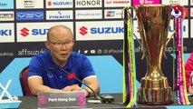 HLV Park Hang Seo tiếc nuối vì Việt Nam đánh rơi chiến thắng trước Malaysia | VFF Channel