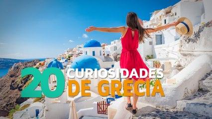 20 Curiosidades de Grecia | El país cuna de Occidente