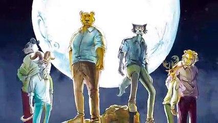 Beastars - Loup - Bande Annonce Manga ビースターズ