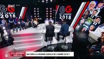 Les GG veulent savoir : Qui sera la Grande Gueule de l'année 2018 ? - 12/12
