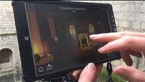 VIDEO Loches - Visite virtuelle du donjon (2/3) : la chambre du comte Foulques Nerra