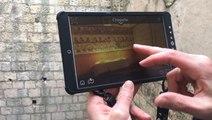 VIDEO Loches - Visite virtuelle du donjon (3/3) : la chapelle du comte Foulques Nerra