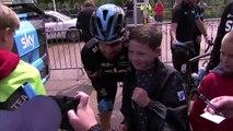 FILE: Tour de France victors Team Sky hit by main sponsor departure