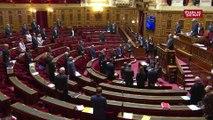 Attaque meurtrière à Strasbourg : le Sénat interrompt ses travaux pour une minute de silence
