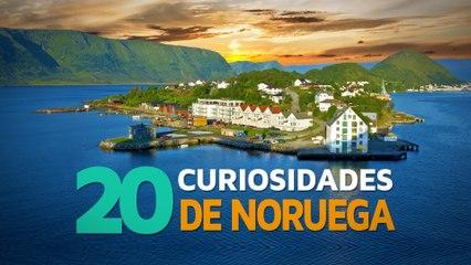 20 Curiosidades de Noruega | El país de los grandes fiordos