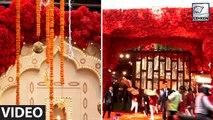 Isha Ambani-Anand Piramal Wedding: Antilla Decoration Video
