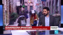 """Strasbourg shooting: """"Nothing claimed by Islamic state group, Al-Qaeda or any other group"""""""