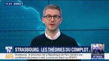 Attaque à Strasbourg: de nombreuses théories du complot circulent