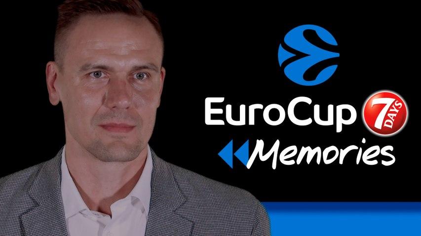 EuroCup Memories: Robertas Javtokas