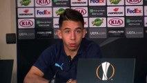 """OM-Apollon : Maxime Lopez """"on veut finir sur une bonne note"""""""