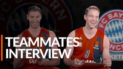 Teammates Interview: FC Bayern Munich