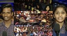 Rajinikanth 69th Birthday Celebrations In Hyderabad | Filmibeat Telugu