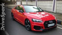 2018 Audi RS5 Review — Fast, Comfortable, Desirable & Practical