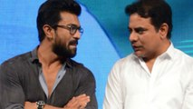 Ram Charan Congratulates KCR and KTR For Their Victory | Filmibeat Telugu