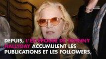 Sylvie Vartan : la surprenante raison pour laquelle elle est sur Instagram