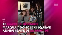 Carla Bruni-Sarkozy : son tendre hommage à Kate Barry, fille disparue de Jane Birkin