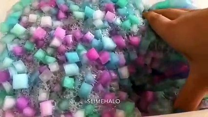 Jellycube Slime Compilation-Satisfying ASMR VIdeo