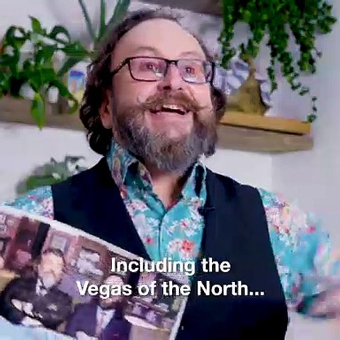 The Hairy Bikers UK Tour