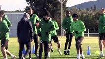 Akhisarspor, Standard Liege maçına hazır - MANİSA