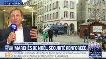 """Strasbourg: le député du Bas-Rhin Sylvain Waserman affirme que les habitants """"ne mettront pas un genou à terre"""""""