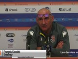 (J16) Laval vs Tours, avant-match avec F.Ciccolini