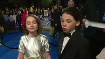 Banks children say Mary Poppins was a magical experience
