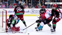 The Cardiff Devils Take On The Belfast Giants!