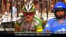 Cyclisme - Les explications de Floyd landis  suite à son contrôle positif sur le Tour de France 2006