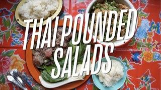 Thai Pounded Salads