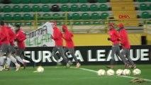 Spor Standard Liege, Akhisarspor Maçının Hazırlıklarını Tamamladı