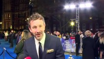 Chris O'Dowd surprised that Meryl Streep is in Mary Poppins