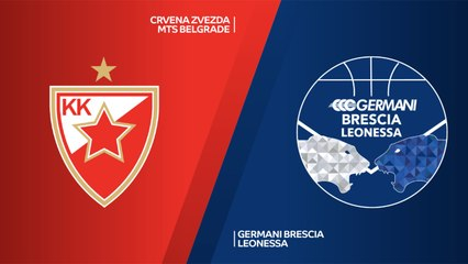 7Days EuroCup Highlights Regular Season, Round 9: Zvezda 103-67 Brescia
