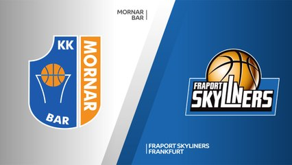 7Days EuroCup Highlights Regular Season, Round 9: Mornar 83-87 Skyliners