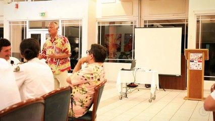 Le Polynôme académique de la Polynésie française a organisé un dîner-conférence au lycée hôtelier de Punaauia