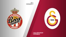 AS Monaco - Galatasaray Istanbul Highlights | 7DAYS EuroCup, RS Round 9