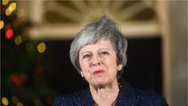 May Secures Necessary Votes To Ensure Win In Confidence Vote