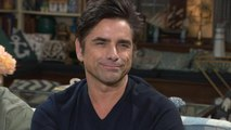 'Fuller House' Set Visit: John Stamos Introduces Son Billy to the Cast! (Exclusive)