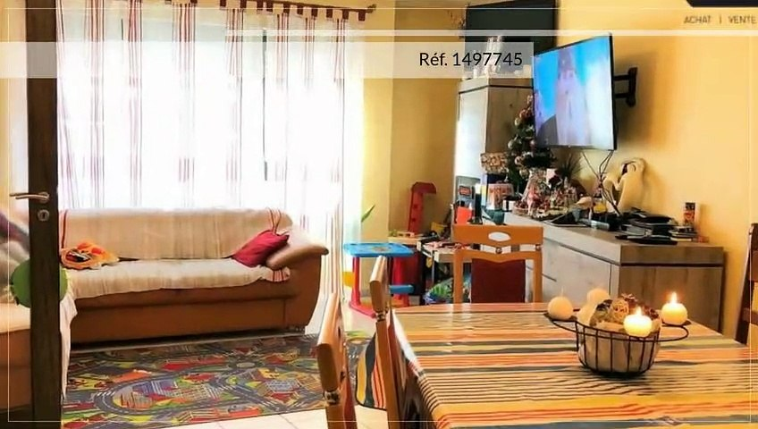 A louer - Appartement - Luxembourg-Bonnevoie - 2 chambres - 85m²