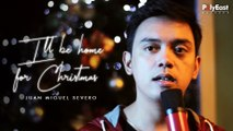 Juan Miguel Severo - I'll Be Home for Christmas