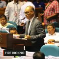 House wants Duterte to fire Diokno from DBM
