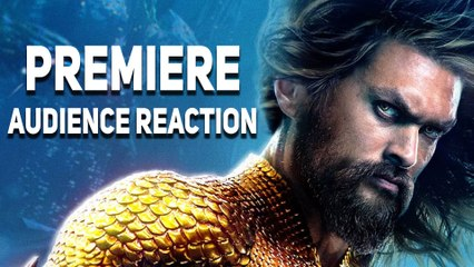 Aquaman Premiere Audience Reaction | Desimartini Premiere |