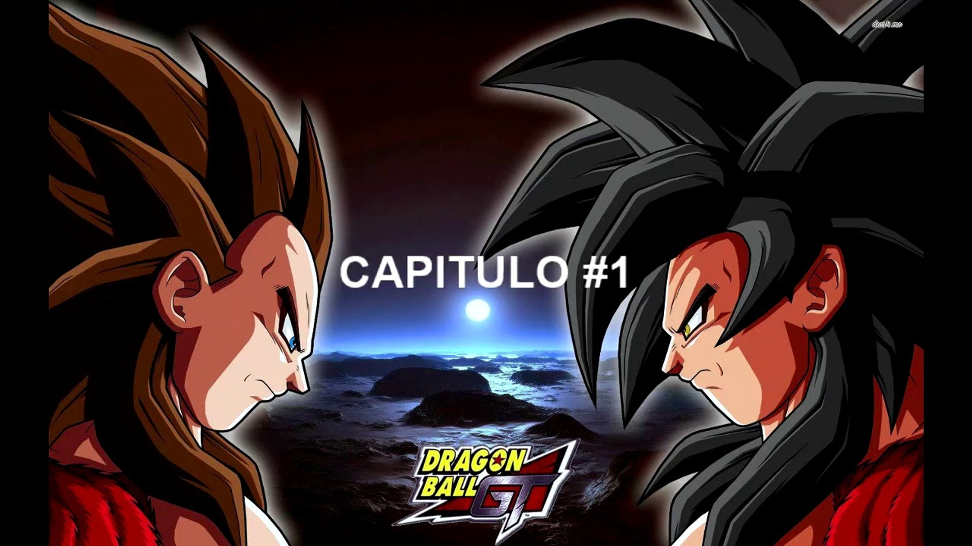 Dragon Ball Gt Capitulo 1 Vídeo Dailymotion