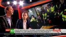 Gilets jaunes : Clash entre Mathieu Kassovitz et Nicolas Framont sur RT France