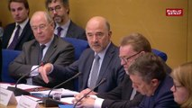 Diminution du déficit italien : « Nous n'y sommes pas encore », constate Pierre Moscovici